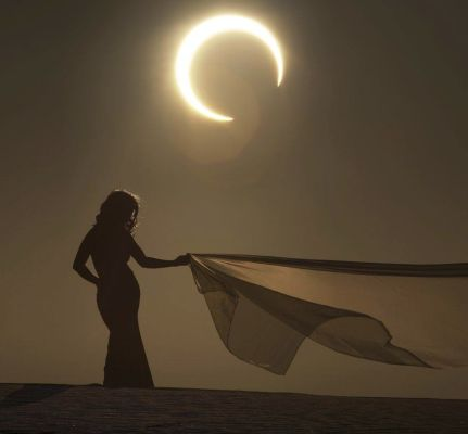 Solar Eclipse, A Journey