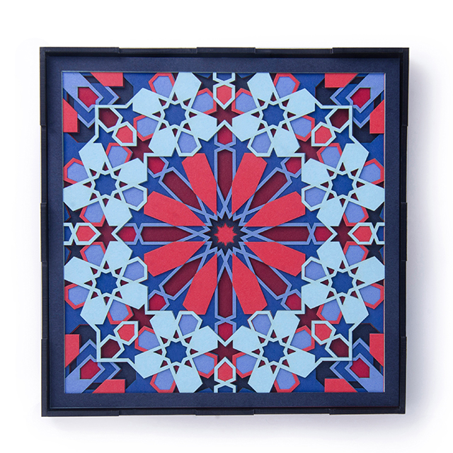 Kaleidoscope: Artistic Fusion Of Geometry & Colors, Guaranteed To Leave You Hypnotized!