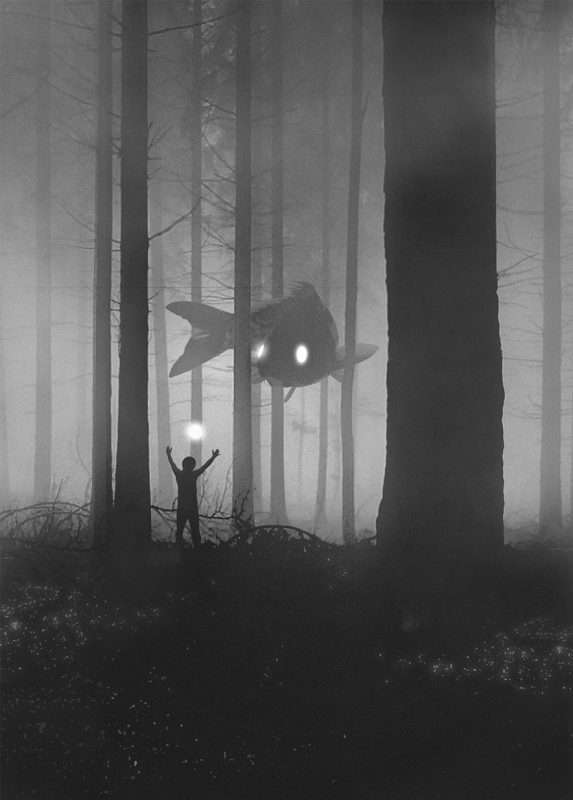 Artist Illustrates His Fight Against Depression | Dawid Planeta