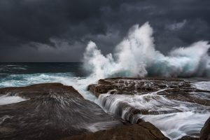 Dramatic seascape photos of the raging ocean in Australia | Anton Gorlin