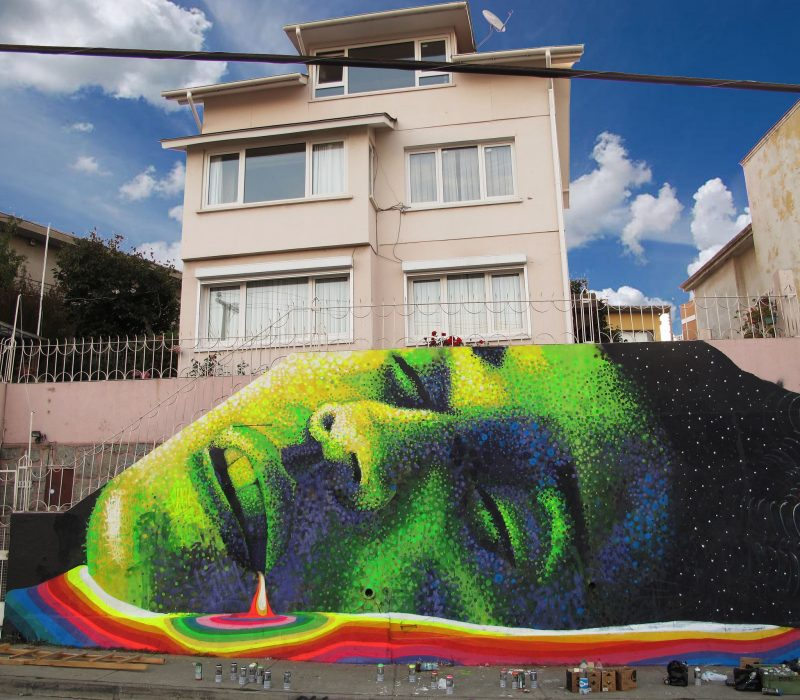 Dasic Fernandez Street Art Paintings