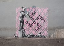 Sharp Political Criticism by Banksy Hits Paris