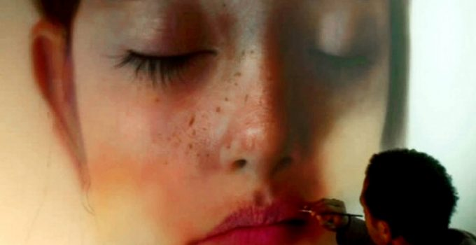 Kamalky Laureano hyperrealistic paintings