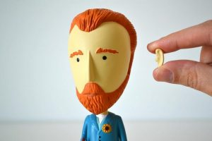 Van Gogh Gets His Own Action Figure