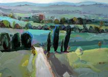 Abstract Expressionism | RICHARD CLAREMONT