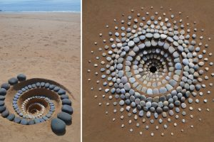 Amazing land art and rock sculpture formations of Jon Foreman