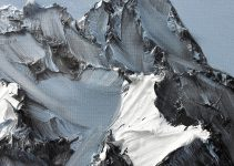 Swiss painter Conrad Jon Godly's mountainous paintings