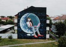 Sibiu Street Art Tour has reached 11.600 square meters of color by the end of SISAF 2021