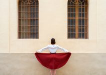 Daniel Rueda and Anna Devís Turn Architecturally-Inspired into Playful Portraits