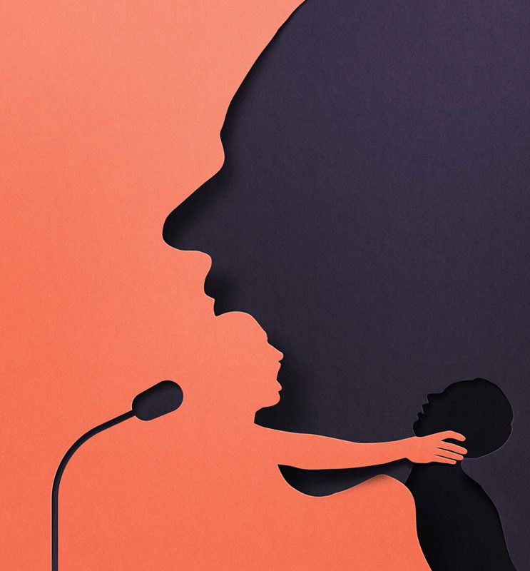 ARTIST EIKO OJALA IS A RENOWNED ILLUSTRATOR AND GRAPHIC DESIGNER.