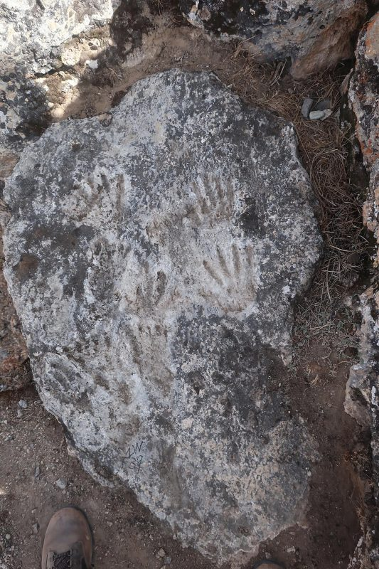 Scientists Uncover Hand and Foot Prints in What's Thought to Be the Oldest Cave Art To Date