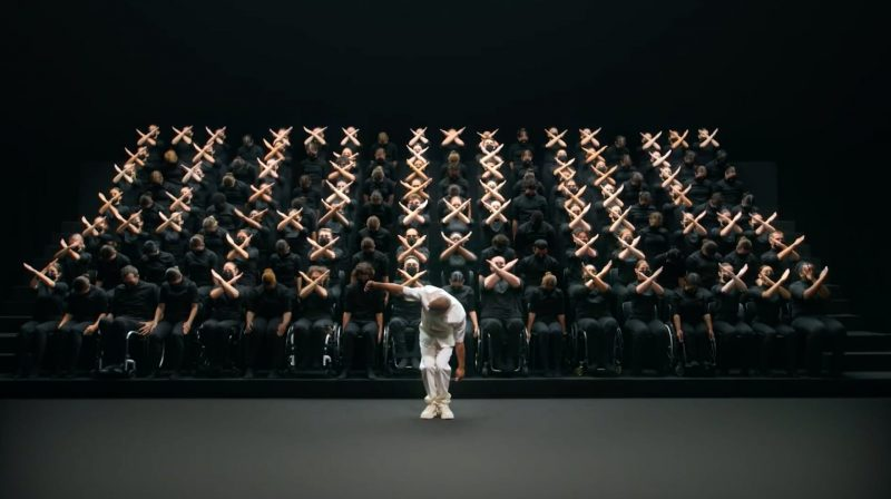 Incredible Dance Performance for the Paralympics by Sadeck Waff